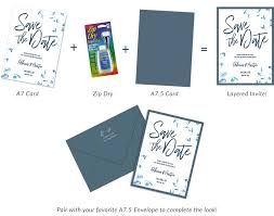 Blank Invitation Cards And Envelopes How To Make Easy Layered Invitations