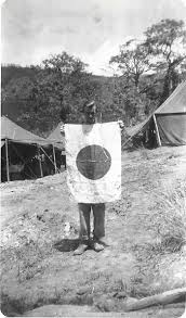Japan Flag Black And White How This Japanese World War Ii Soldier U0027s Flag Made It From