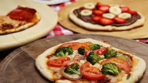 samira cuisine pizza frozen personal pizza prep