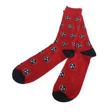 Tennesse Flag Old Hickory Tri Star Tennessee State Flag Sock Red Navy At Sport
