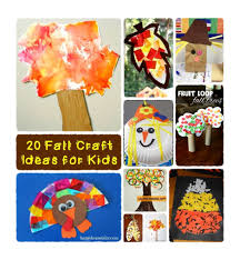 fall craft ideas for kids candle in the night