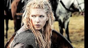 lagatha lothbrok hairstyle character review lagertha one half of manic and malice