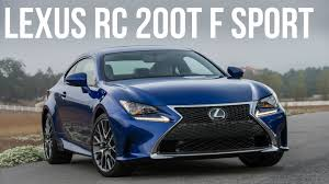 lexus accessories thailand 2016 lexus rc 200t f sport drive and exterior youtube