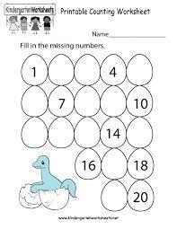 kindergarten counting worksheet sequencing to 15 math worksheets