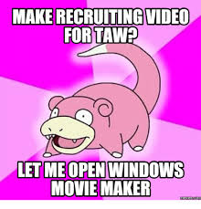 Video Meme Creator - makerecruiting video fortawed let me open windows movie maker