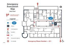 fire exit floor plan template volunteer fire station floor plans lovely fire exit floor plan