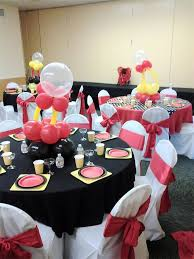 Ladybug Baby Shower Centerpieces by Ambassador Sweets Plus Balloon Art