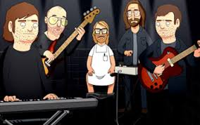 the national cover bob s burgers song give it to teddy