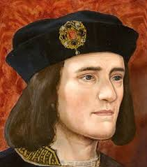 King Richard by Ian Dixon Potter Murreyandblue