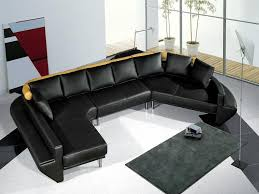Sectional Sofa Black Furnitures Black Sectional Sofa Unique Taking Care The Modern