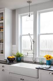 Restaurant Style Kitchen Faucet Best 20 Farmhouse Pot Fillers Ideas On Pinterest Tile Filler