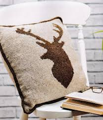 Stag Cushions Cushionjane Burns Jane Burns