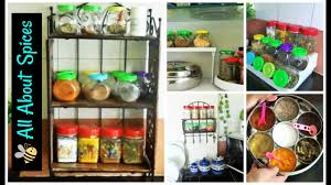 spice organization 5 ideas indian kitchen organization idea
