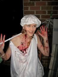 amazing psycho shower scene halloween costume buttonhead shower
