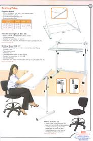 Drafting Table Height by Drafting Equipment