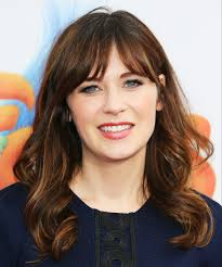 hair styles for women who are eighty four years old zooey deschanel cuts long hair for short bob instagram