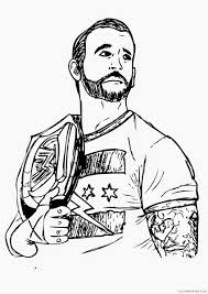 wwe coloring pages undertaker coloring4free coloring4free com