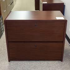 Mahogany Lateral File Cabinet Used Radius Edge 2 Door Lateral File Cabinet Mahogany Fil1541