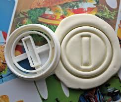 super mario coin cookie cutter made from biodegradable