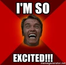Excited Meme - images so excited meme