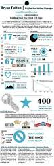 Infografic Resume 21 Best Graphic Resumes Images On Pinterest Resume Ideas