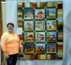 theme quilts squash house quilts quilt show in the big city