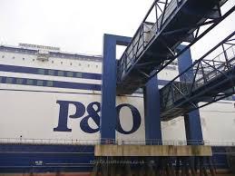 Hull Ferry Port Car Parking P U0026o Ferries Pride Of Rotterdam Statistics U0026 Deck Plan