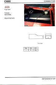 defender fuel gauge 1995 model 300tdi defender forum lr4x4