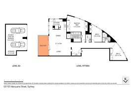 The Panorama Floor Plan by Property Details Sydney Sotheby U0027s International Realty