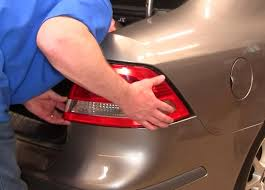 how much to fix a tail light saab 9 3 tail light bulb change