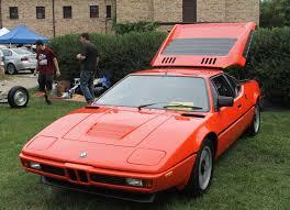 cars bmw red bmw m1 u2013 a very interesting car