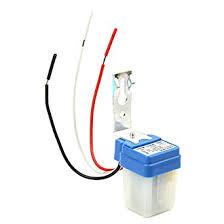 photocell sensor automatic light control switch hacktronics india photo control sensor automatic street light