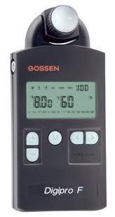 polaris incident light meter digital photography equipment review the gossen digipro f light meter