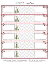 christmas card address label template oyunkolay com