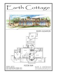 berm house floor plans earth bermed sheltered terra homage artisans organic home plans