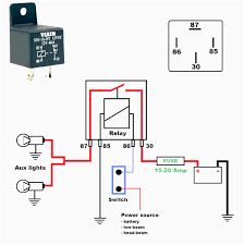 flashers and hazards at wiring diagram 5 pin relay ansis me