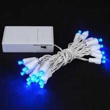 led lighting battery powered with 20 light led christmas lights