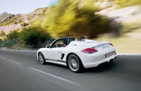 Porsche Boxster Model Car - 15 years of the porsche mid engine model line