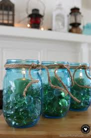 jar center pieces easy jar centerpieces hoosier