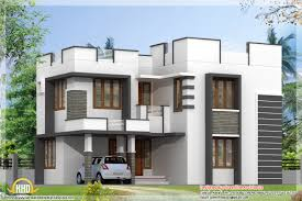 Kerala Home Design Plan And Elevation Simple Modern Home Design Bedroom Architecture House Plans
