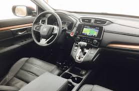 honda crv 2016 interior 2017 honda cr v touring awd review u2013 effective efficient if not