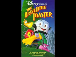 The Brave Little Toaster Characters Opening To The Brave Little Toaster 1998 Vhs Youtube