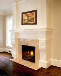 Installing Marble Tile How To Install A Marble Fireplace Surround Shining Design