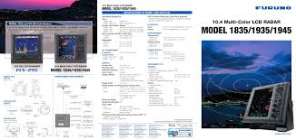 radar furuno pdf catalogues documentation boating brochures