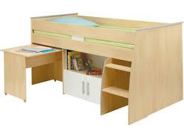 lit avec bureau coulissant photo lit bureau
