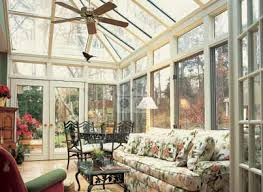 Sunroom Conservatory Sunrooms Bee Window Fishers In