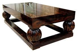 ebony table and chairs macassar ebony coffee table furniture pinterest unusual