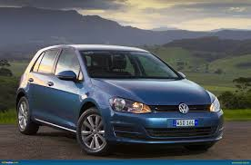 vauxhall golf ausmotive com volkswagen golf vii u2013 australian pricing u0026 specs
