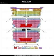 chicago theater floor plan adelphi theatre london seat map and prices for boots