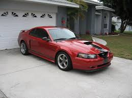 Black Mustang With Pink Stripes 2003 Mustang Gt Traction Problems Ford Mustang Forum